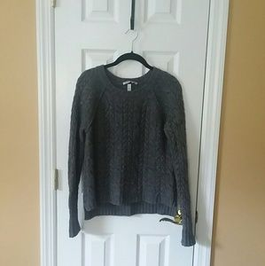 Autumn Cashmere Cropped Sweater